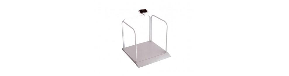 Bilance per sedia, carrozzina, letto