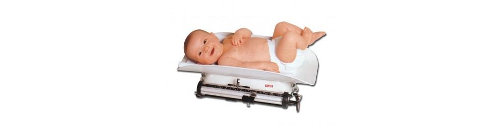 Bilance medicali pesa-neonati
