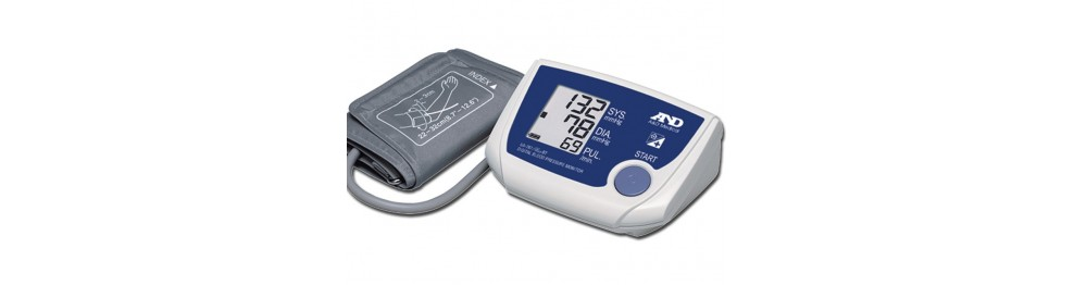 Sfigmomanometri digitali A&D