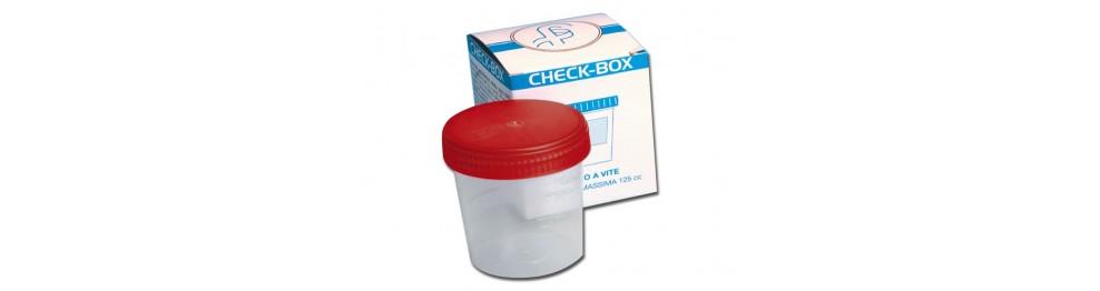 Contenitori biologici e contenitori urine