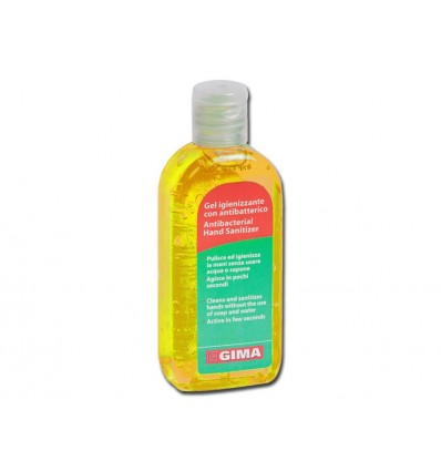 GEL ANTIBATTERICO - 85 ml - giallo limone