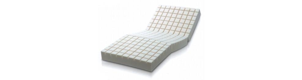 Materassi e cuscini letti ospedalieri
