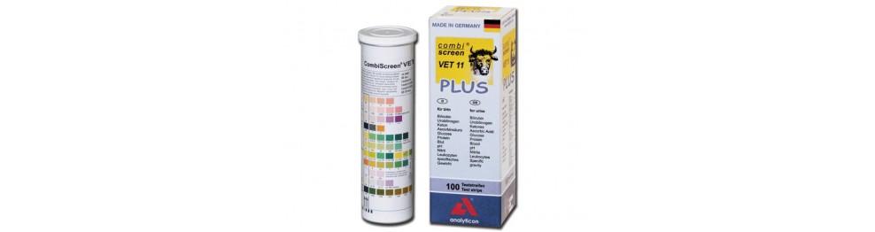 Test urine