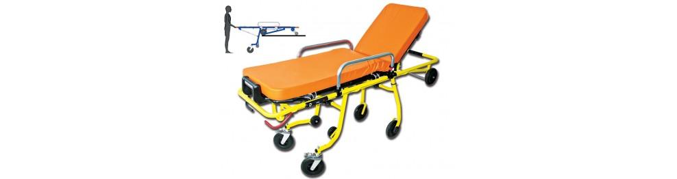 Barelle caricamento per ambulanze
