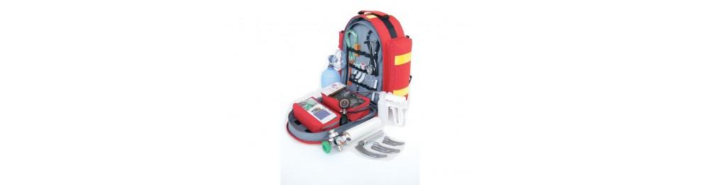 Kit (zaini, borse, cassette) emergenza