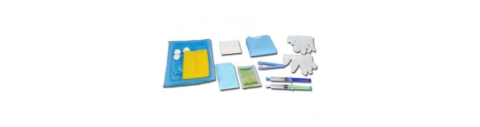 Kit medicazione, suture e cateterismo
